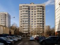 Раменки, проезд 3-й Сетуньский, дом 4. многоквартирный дом