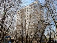 Раменки, проезд 3-й Сетуньский, дом 6. многоквартирный дом