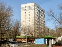 Раменки, проезд 3-й Сетуньский, дом 8. многоквартирный дом