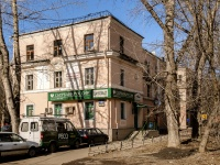 Раменки, проезд 3-й Сетуньский, дом 16. офисное здание