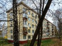 Фили-Давыдково, улица Артамонова, дом 4 к.1. многоквартирный дом