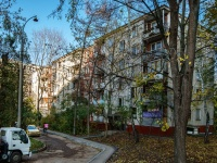 Фили-Давыдково, улица Давыдковская, дом 4 к.3. многоквартирный дом