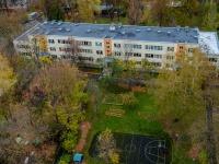 Фили-Давыдково, улица Давыдковская, дом 8 к.2. детский сад Школа №1248 с дошкольным отделением