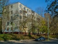 Фили-Давыдково, улица Давыдковская, дом 10 к.1. неиспользуемое здание