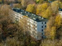 Фили-Давыдково, улица Давыдковская, дом 10 к.2. неиспользуемое здание