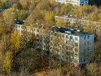 Фили-Давыдково, улица Давыдковская, дом 10 к.3. неиспользуемое здание