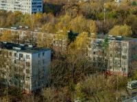 Фили-Давыдково, улица Давыдковская, дом 10 к.4. многоквартирный дом