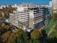 Фили-Давыдково, улица Давыдковская. строящееся здание