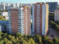 Фили-Давыдково, улица Звенигородская, дом 8 к.1. многоквартирный дом