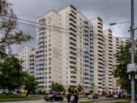 Фили-Давыдково, улица Кастанаевская, дом 39. многоквартирный дом