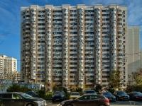 Фили-Давыдково, улица Кастанаевская, дом 41 к.2. многоквартирный дом