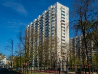 Фили-Давыдково, улица Кастанаевская, дом 43 к.2. многоквартирный дом