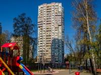 Фили-Давыдково, улица Кастанаевская, дом 43 к.4. многоквартирный дом