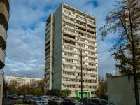 Фили-Давыдково, улица Кастанаевская, дом 43 к.5. многоквартирный дом