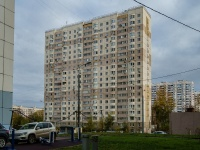 Фили-Давыдково, улица Кастанаевская, дом 45 к.1. многоквартирный дом