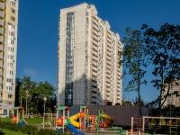 Фили-Давыдково, улица Кастанаевская, дом 45 к.2. многоквартирный дом