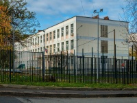 Фили-Давыдково, улица Кастанаевская, дом 45. школа №2101