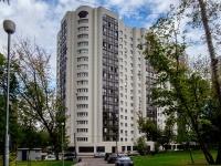 Фили-Давыдково, улица Кастанаевская, дом 50 к.1. многоквартирный дом