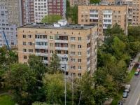 Фили-Давыдково, улица Кастанаевская, дом 50. многоквартирный дом