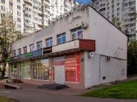 Фили-Давыдково, улица Кастанаевская, дом 51 к.2. офисное здание