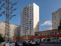 Фили-Давыдково, улица Кастанаевская, дом 51 к.3. многоквартирный дом