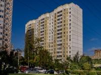 Фили-Давыдково, улица Кастанаевская, дом 53. многоквартирный дом