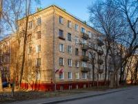 Фили-Давыдково, Кутузовский проспект, дом 82. многоквартирный дом