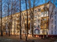 Фили-Давыдково, Кутузовский проспект, дом 84. многоквартирный дом