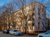 Фили-Давыдково, Кутузовский проспект, дом 86. многоквартирный дом