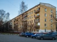 Фили-Давыдково, улица Пивченкова, дом 1 к.1. многоквартирный дом