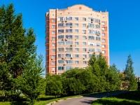 Куркино, улица Воротынская, дом 12 к.1. многоквартирный дом