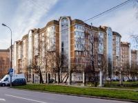 Куркино, улица Ландышевая, дом 12. многоквартирный дом