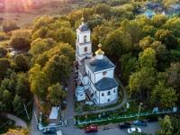 , 寺庙 Владимирской Иконы Божией Матери в Куркино, Novogorskaya st, 房屋 37 с.1