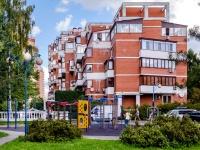 Куркино, улица Соловьиная Роща, дом 4. многоквартирный дом