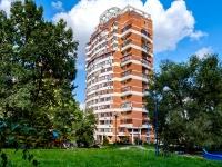 Куркино, улица Соловьиная Роща, дом 6. многоквартирный дом