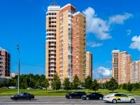 Куркино, улица Соловьиная Роща, дом 8 к.2. многоквартирный дом