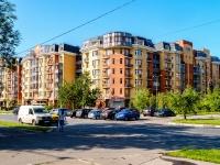 Куркино, улица Соловьиная Роща, дом 9. многоквартирный дом