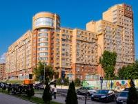 Куркино, улица Соловьиная Роща, дом 16. многоквартирный дом