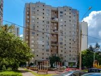 , st 2-nd Mitinskiy, house 3. Apartment house
