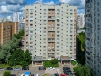 , st 2-nd Mitinskiy, house 3 к.1. Apartment house