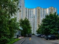 , st 2-nd Mitinskiy, house 5. Apartment house