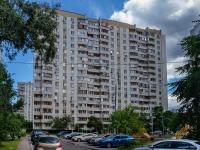, 2-nd Mitinskiy st, 房屋 5. 公寓楼