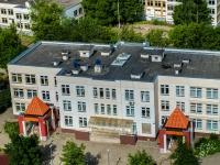 , st 2-nd Mitinskiy, house 5 к.1. school