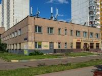 Митино, улица Дубравная, дом 39. офисное здание