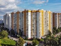 Митино, улица Генерала Белобородова, дом 12. многоквартирный дом