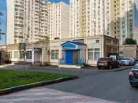 Митино, улица Генерала Белобородова, дом 12 к.1. офисное здание