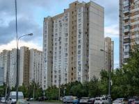 Митино, улица Генерала Белобородова, дом 14. многоквартирный дом
