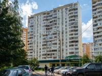 Митино, улица Генерала Белобородова, дом 14 к.1. многоквартирный дом