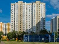 Митино, улица Генерала Белобородова, дом 14 к.2. многоквартирный дом