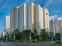 Митино, улица Генерала Белобородова, дом 16. многоквартирный дом